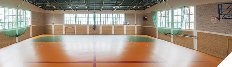 Lighting Sports Halls Automatically With Presence Detectors